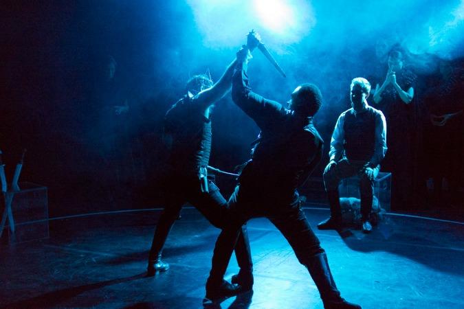 Macbeth at Prague Shakespeare Company