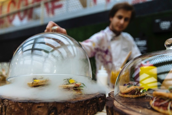 A New Kind of Dining Experience in Prague