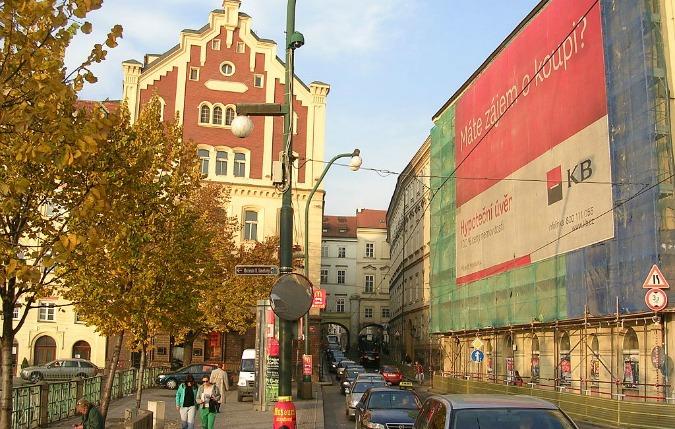 Karlovy Lazně / Wikpedia: ŠJů