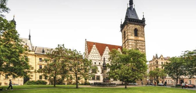 New Town Hall / Photo: www.nrpraha.cz
