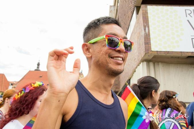 Prague Pride 2016 in Photos