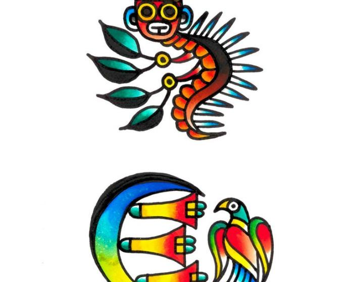 Tattoo by Miki Aslan