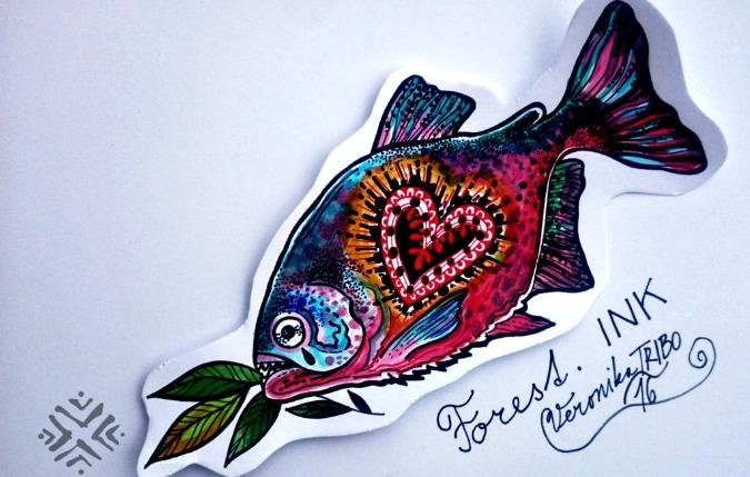 Tattoo by Veronika