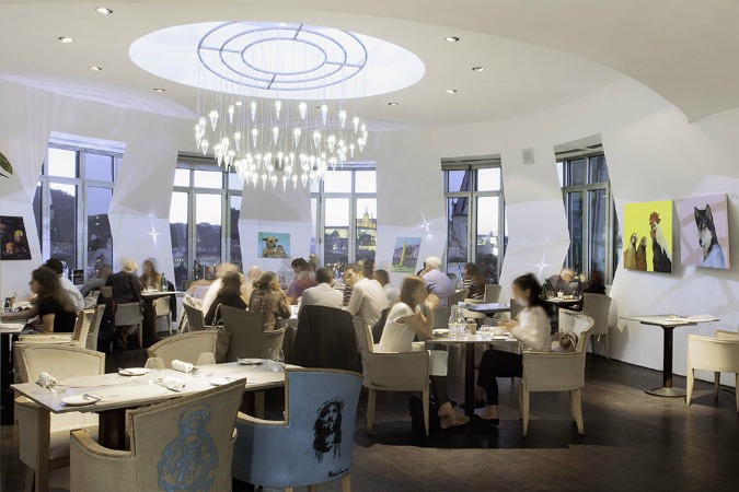 Photo: Ginger & Fred Restaurant / Tadu.cz