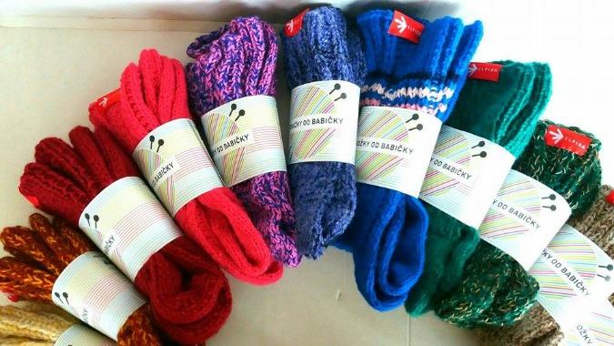 Photo: Ponožky od babičky / Facebook