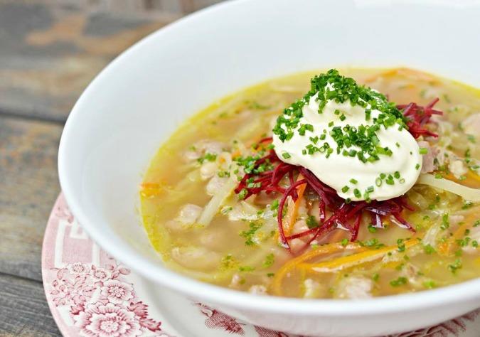 Fill up on soup for a good cause Nov 8 (Photo: Maso a Kobliha Facebook)