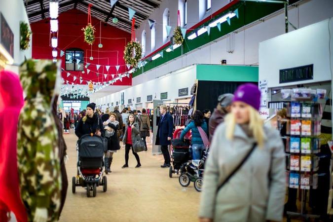 MINT market / Photo by Studio Savec