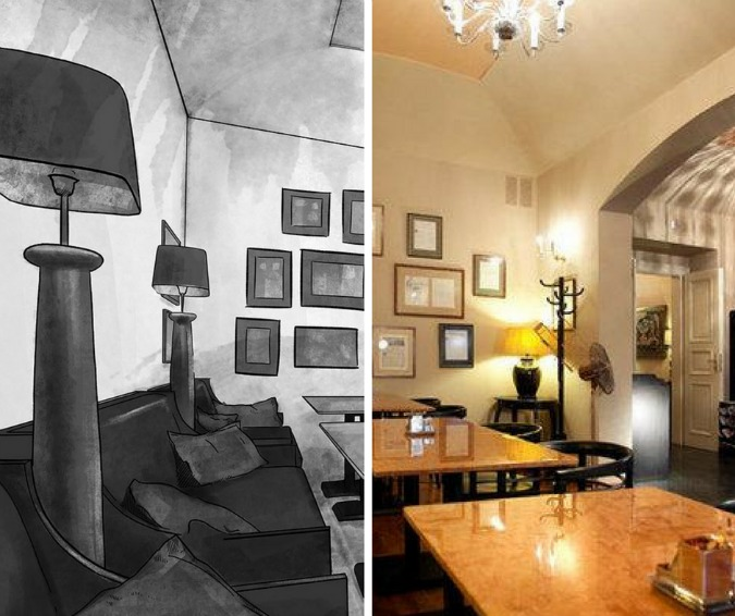 Photo: Cafe Lounge / Rok pražských kaváren Facebook