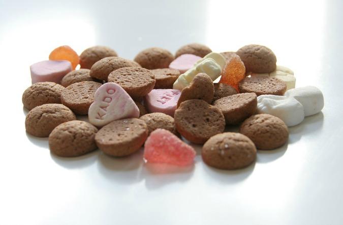 Sweets from Sinterklaas