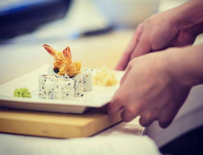 Sushi Maru / Photo: Facebook