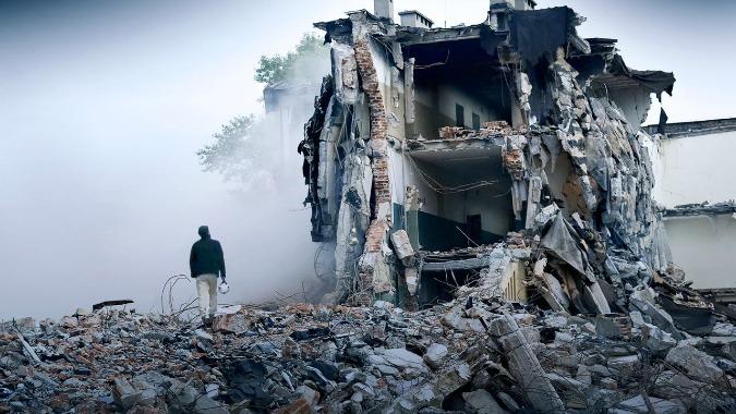 Photo: The White Helmets movie / Facebook