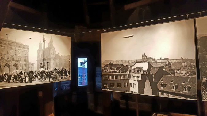 Rare Unpublished Early Photos of Prague Now on Display