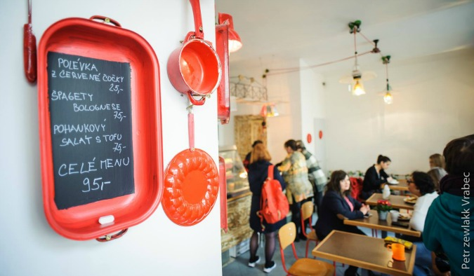 This Little Prague Café has a Huge Heart