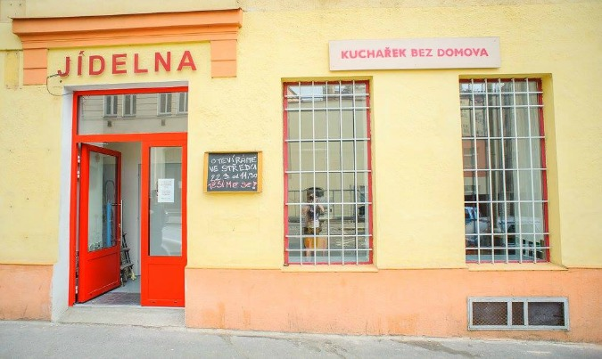 This Little Prague Café has a Huge Heart