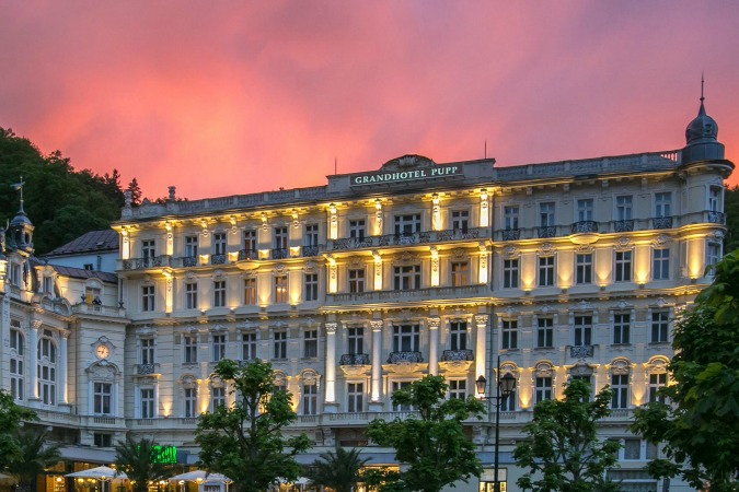 Explore Wes Anderson's Czech Inspiration for the Grand Budapest Hotel
