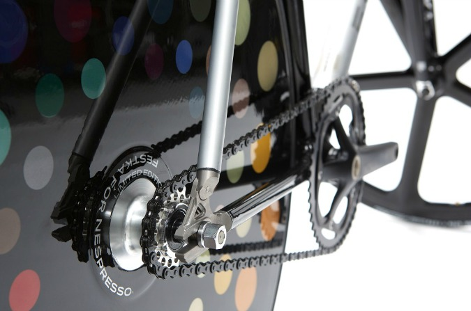 Czech Designers Make a Bike Using almost 1,000 Recycled Coffee Capsules