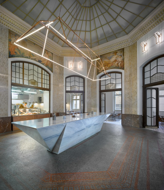 Take a Look Inside Prague's New Temple For Meat Lovers
