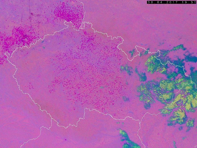 , Witch-Burning Bonfires in the Czech Republic Visible from Space this Year, Expats.cz Latest News & Articles - Prague and the Czech Republic, Expats.cz Latest News & Articles - Prague and the Czech Republic