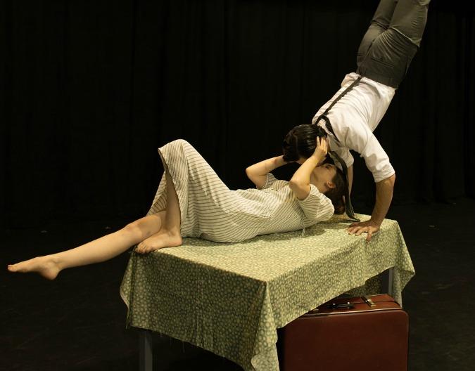 Hummingbird, Tooth & Nail Theatre Company