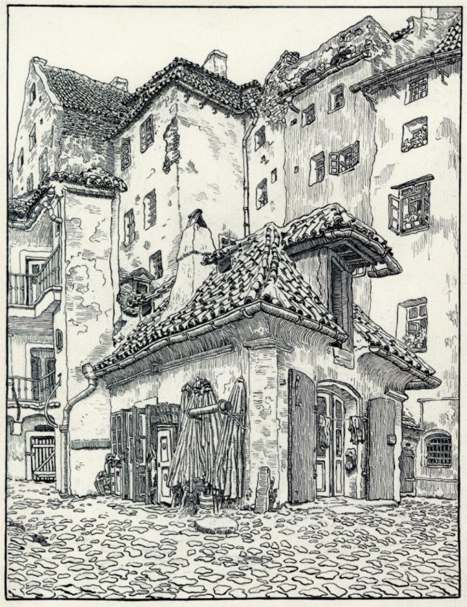 1 Melantrichova Street, Old Town