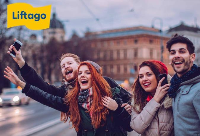 Liftago is a popular choice / Photo: FB