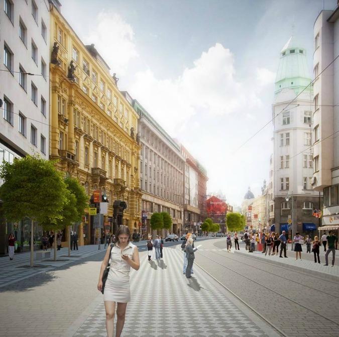Visualization: Noviny&Novinky z Prahy a Berlína FB