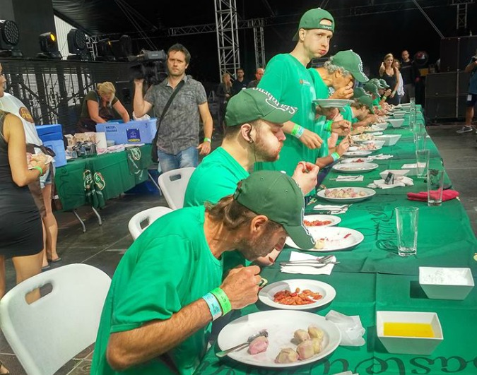 , American Professional Eater Wins Czech Plum-Dumpling Contest, Expats.cz Latest News & Articles - Prague and the Czech Republic, Expats.cz Latest News & Articles - Prague and the Czech Republic