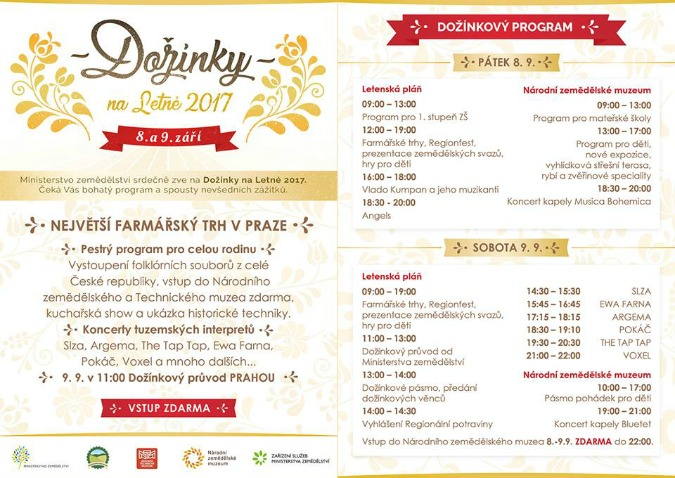 , Letná Harvest Festival to Include Prague's Largest Farmers Market Yet, Expats.cz Latest News & Articles - Prague and the Czech Republic, Expats.cz Latest News & Articles - Prague and the Czech Republic