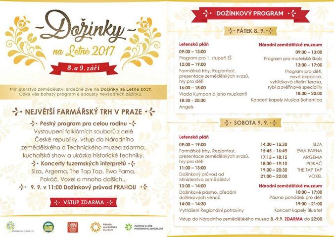 Letná Harvest Festival to Include Prague's Largest Farmers Market Yet