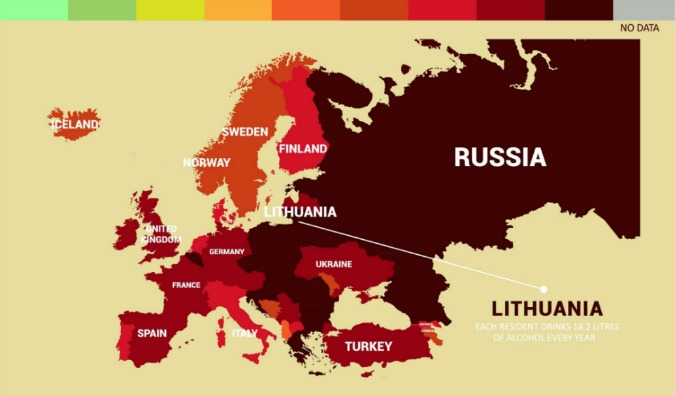 , Infographic: Czech Republic Is the World's Most Unhealthy Nation, Expats.cz Latest News & Articles - Prague and the Czech Republic, Expats.cz Latest News & Articles - Prague and the Czech Republic