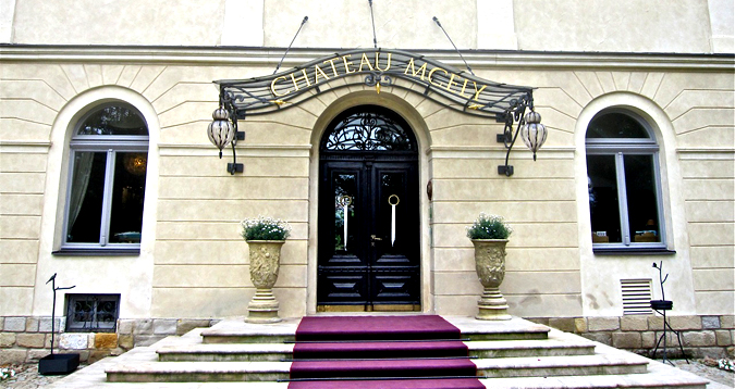 Chateau Mcely - Piano Nobile Restaurant