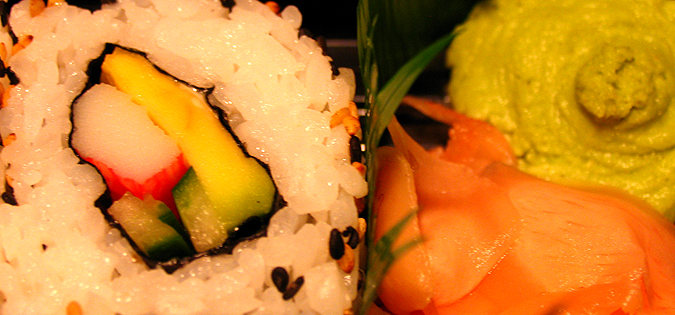 For Foodies: Sushi Time