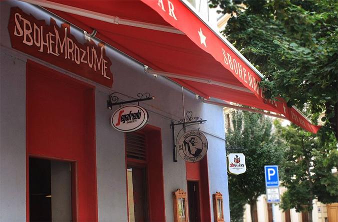 Bar Review: Ron Bar Sbohemrozume