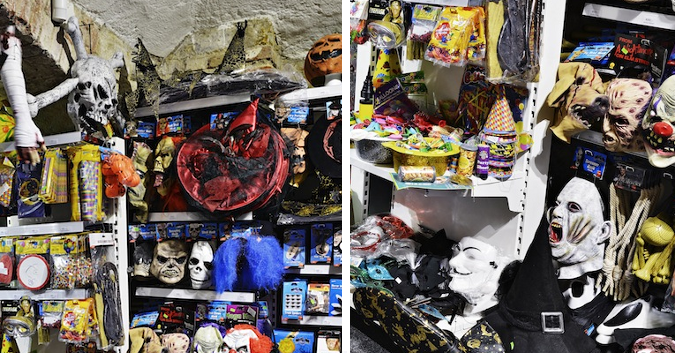 Halloween Store - Costume Rental Prague
