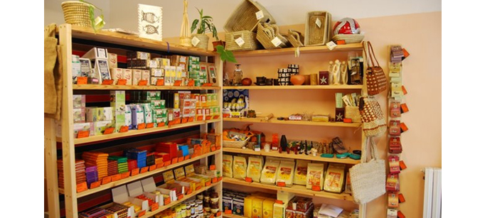 Na Zemi Fair Trade Shop