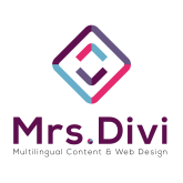Mrs. Divi | Multilingual Content & Web Design