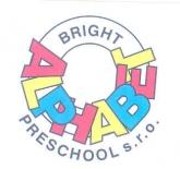 Bright Alphabet Preschol, s.r.o.