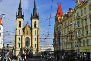 Prague Districts: Holešovice - part I.