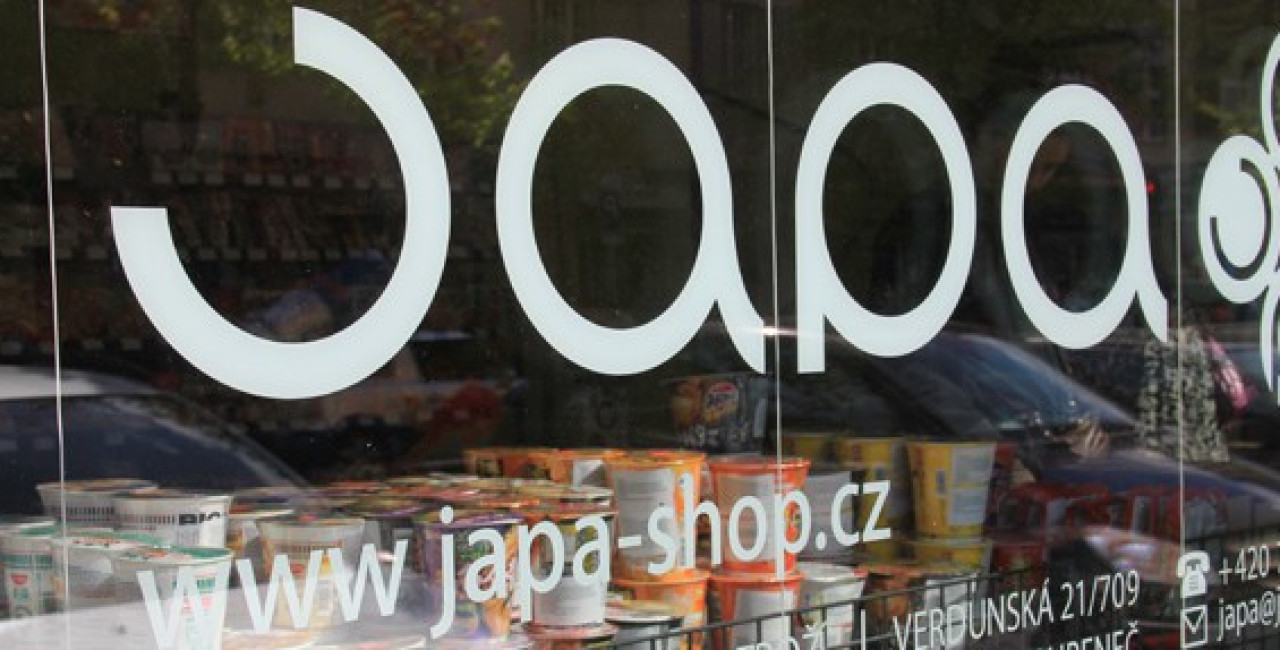 For Foodies: Japa Shop