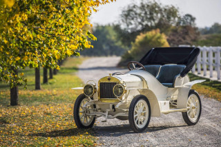Škoda restores last remaining 1908 Laurin & Klement BSC