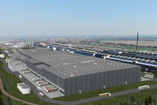 Lidl is building a warehouse outside Prague that will create 500 jobs