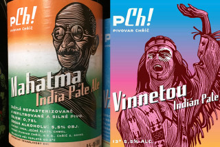 "Czech brewery rebrands Gandhi-themed India pale ale to Winnetou-themed ""Indian"" pale ale"