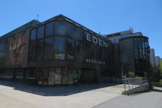 Once-popular concert venue KD Eden may be beyond repair, Prague 10 plans next steps