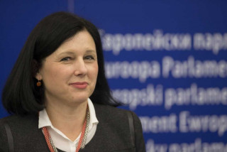 Věra Jourová nominated to become a European Commission Vice President