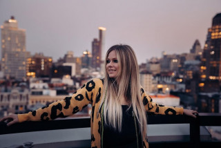 Avril Lavigne coming to Prague's Tipsport Arena