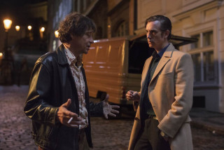 New Czech movie The Prague Orgy shows Philip Roth's vision of 1970s Czechoslovakia