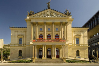 Prague's State Opera will reopen in January after a three-year renovation