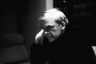 Czech author Milan Kundera's wife regrets emigrating from Czechoslovakia