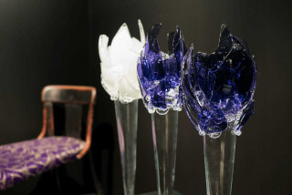 Dancing House mounts major exhibition of Bořek Šípek's glass and furniture