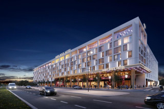 Hard Rock Hotel Prague planned for Prague's Letná district